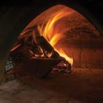 Il forno del ristorante